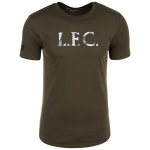 FC Liverpool Stacked T-Shirt Herren, oliv, zoom bei OUTFITTER Online