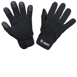 Fleece Winter Handschuhe Kinder, Schwarz, zoom bei OUTFITTER Online