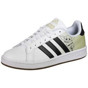Grand Court Sneaker Herren, weiß / gold, zoom bei OUTFITTER Online
