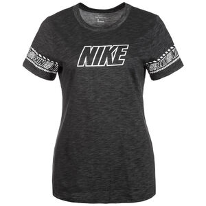 Dri-FIT Trainingsshirt Damen, schwarz, zoom bei OUTFITTER Online