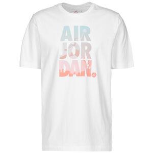 Graphic Crew T-Shirt Herren, weiß / bunt, zoom bei OUTFITTER Online