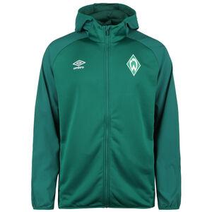 SV Werder Bremen Kapuzenjacke Herren, grün / schwarz, zoom bei OUTFITTER Online