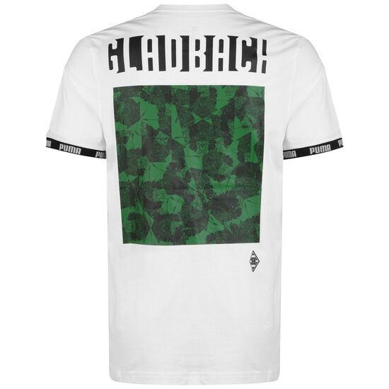 Borussia Mönchengladbach Football Culture T-Shirt Herren, weiß, zoom bei OUTFITTER Online