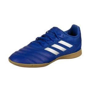 Copa 20.3 Sala Indoor Fußballschuh Kinder, blau / silber, zoom bei OUTFITTER Online