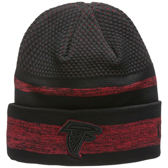 NFL Atlanta Falcons Sideline Tech Knit Beanie, , zoom bei OUTFITTER Online