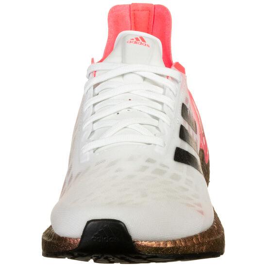 Ultraboost PB Laufschuh Damen, weiß / pink, zoom bei OUTFITTER Online
