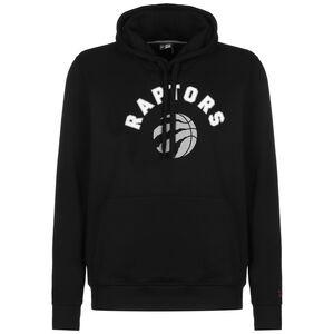 NBA Team Logo Toronto Raptors Kapuzenpullover Herren, schwarz / weiß, zoom bei OUTFITTER Online