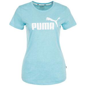 Essential Logo Heather T-Shirt Damen, hellblau / weiß, zoom bei OUTFITTER Online