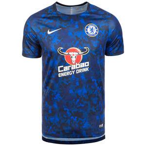 FC Chelsea Dry Squad GX 2 Trainingsshirt Herren, blau / weiß, zoom bei OUTFITTER Online