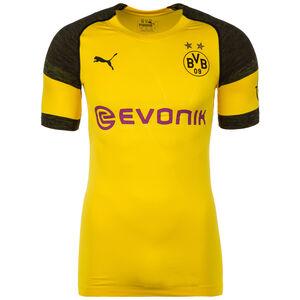 Borussia Dortmund Authentic Trikot Home 2018/2019 Herren, Gelb, zoom bei OUTFITTER Online