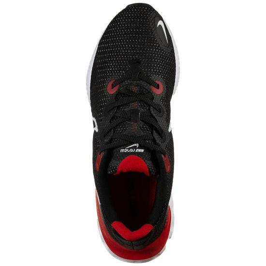Renew Run Laufschuh Herren, schwarz / rot, zoom bei OUTFITTER Online