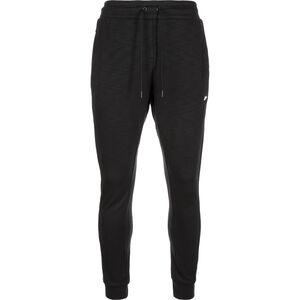 Optic Fleece Jogginghose Herren, schwarz, zoom bei OUTFITTER Online