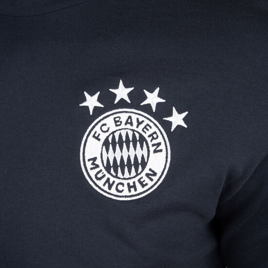 FC Bayern München Trainingssweatshirt Herren, dunkelblau, zoom bei OUTFITTER Online
