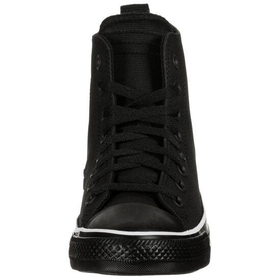 Chuck Taylor All Star Hi Sneaker, schwarz / weiß, zoom bei OUTFITTER Online