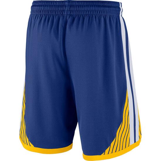 NBA Boston Celtics Basketballshort Herren, blau / gelb, zoom bei OUTFITTER Online
