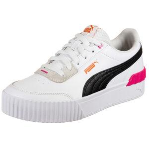 Carina Lift Sneaker Damen, schwarz / pink, zoom bei OUTFITTER Online