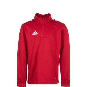 Core 18 Trainingsshirt Kinder, rot / weiß, zoom bei OUTFITTER Online