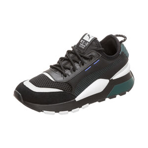 RS-0 Winter Toys INJ Sneaker Kinder, schwarz / lila, zoom bei OUTFITTER Online