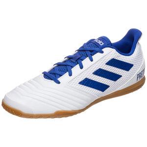 Predator 19.4 Sala Indoor Fußballschuh Herren, weiß / blau, zoom bei OUTFITTER Online