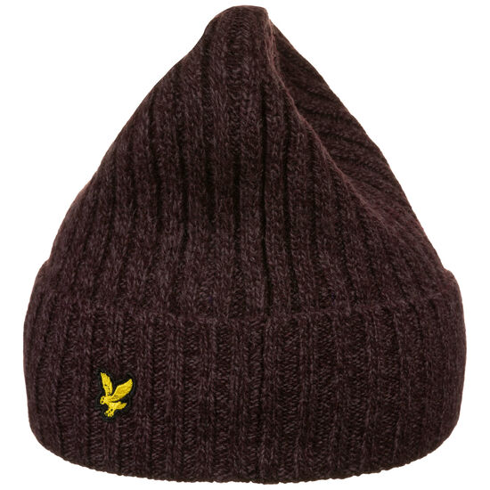 Mouline Beanie, bordeaux, zoom bei OUTFITTER Online