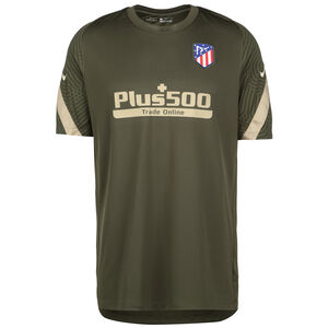 Atletico Madrid Breathe Strike Trainingsshirt Herren, oliv / beige, zoom bei OUTFITTER Online