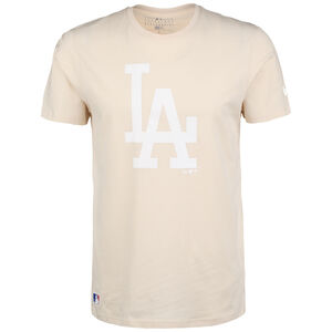 MLB Los Angeles Dodgers Seasonal Team Logo T-Shirt Herren, rosa, zoom bei OUTFITTER Online