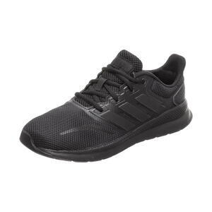 Falcon Trainingsschuh Kinder, schwarz, zoom bei OUTFITTER Online