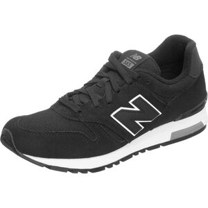 ML565-D Sneaker Herren, schwarz / silber, zoom bei OUTFITTER Online