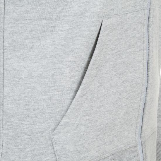 Large Logo Kapuzenjacke Herren, grau, zoom bei OUTFITTER Online