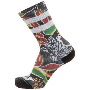 Sinharaja Socken, schwarz / bunt, zoom bei OUTFITTER Online