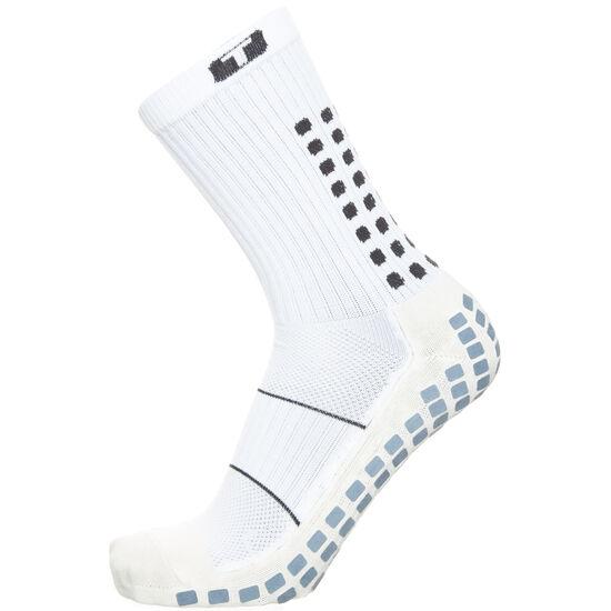 Mid-Calf Thin Socken Herren, Weiß, zoom bei OUTFITTER Online
