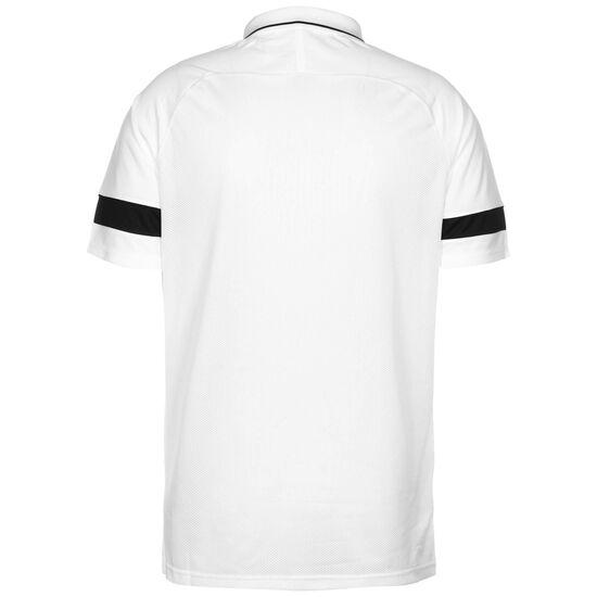 Academy 21 Dry Poloshirt Herren, weiß / schwarz, zoom bei OUTFITTER Online