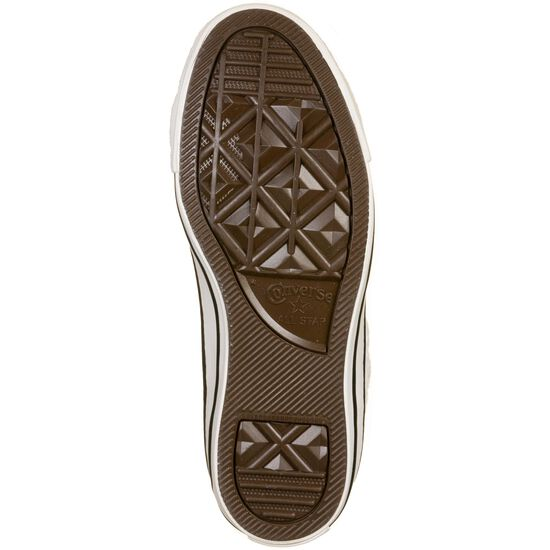 Chuck Taylor All Star High Sneaker Damen, weiß / schwarz, zoom bei OUTFITTER Online
