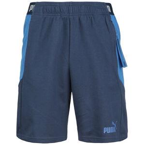 ftblNXT Casuals Short Herren, dunkelblau / blau, zoom bei OUTFITTER Online