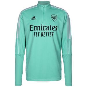 FC Arsenal Trainingssweat Herren, mint / schwarz, zoom bei OUTFITTER Online
