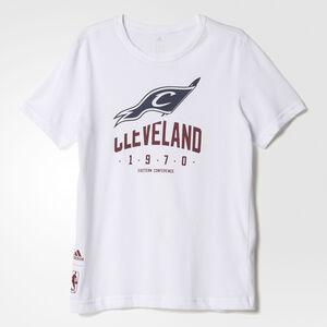 Basic T-Shirt Kinder, weiß / dunkelrot, zoom bei OUTFITTER Online