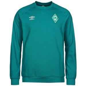 SV Werder Bremen Travel Sweatshirt Herren, dunkelgrün, zoom bei OUTFITTER Online