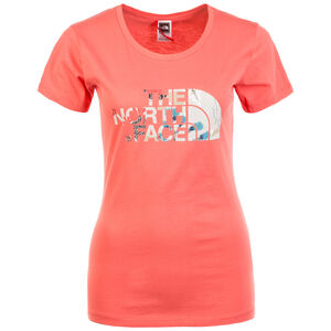 Easy T-Shirt Damen, korall, zoom bei OUTFITTER Online