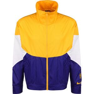 Golden State Warriors Trainingsjacke Damen, gelb / blau, zoom bei OUTFITTER Online