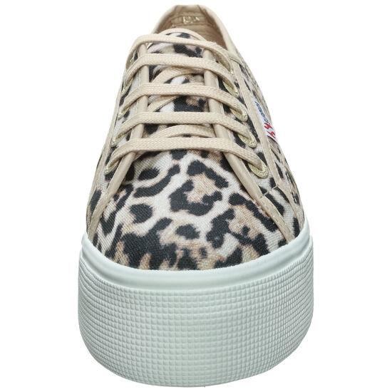 2790-Fantasy Sneaker Damen, beige / schwarz, zoom bei OUTFITTER Online