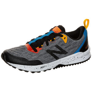 FuelCore NITREL Trail Laufschuh Kinder, grau / bunt, zoom bei OUTFITTER Online