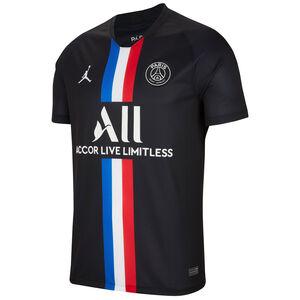 Paris St.-Germain Jordan Trikot 4th Stadium 2019/2020 Herren, schwarz / weiß, zoom bei OUTFITTER Online