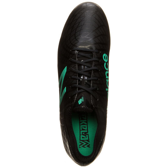 Tekela Magique 1.0 FG Fußballschuh Herren, schwarz / mint, zoom bei OUTFITTER Online