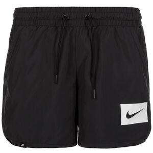 Sportswear Short Damen, schwarz / weiß, zoom bei OUTFITTER Online
