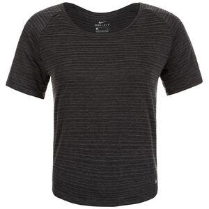 Dry Miler Laufshirt Damen, anthrazit, zoom bei OUTFITTER Online