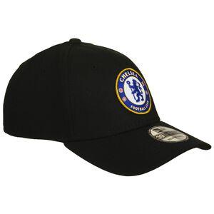 39THIRTY FC Chelsea Rear Wordmark Cap, schwarz / weiß, zoom bei OUTFITTER Online