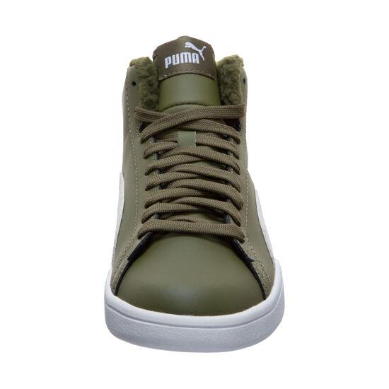 Smash v2 Mid Sneaker Kinder, oliv, zoom bei OUTFITTER Online