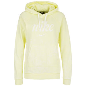 Sportswear Kapuzenpullover Damen, grün / weiß, zoom bei OUTFITTER Online