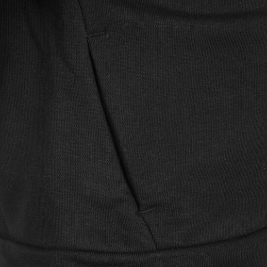 Alpha Hooded Sweat Kapuzenjacke Kinder, schwarz / silber, zoom bei OUTFITTER Online