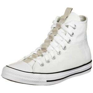 Chuck Taylor All Star Utility Webbed High Sneaker, weiß / schwarz, zoom bei OUTFITTER Online